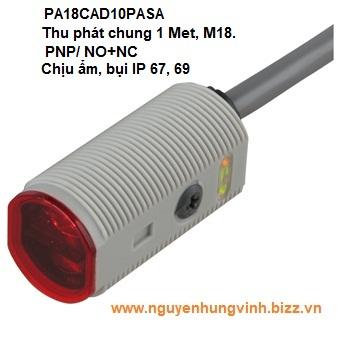 Cảm biến quang PA18CAD10PASA